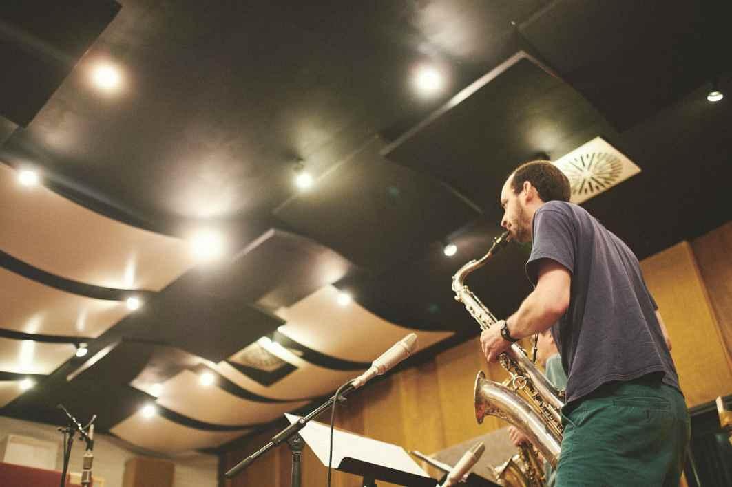 Janto's Oktaeder • Recording Kleine Audiowelt